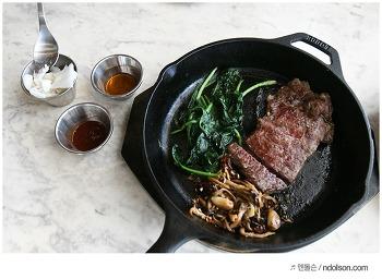 서울근교 맛집 맛있고 분위기짱인 스테이크나인