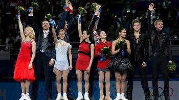 소치 올림픽 단체전 결과 및 영상 링크 그리고 숨은 그림 찾기
