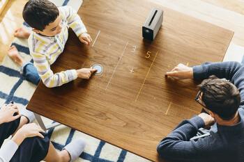 소니코리아, 스마트 터치 스크린 프로젝터  '엑스페리아 터치' 국내 정식 판매 시작
