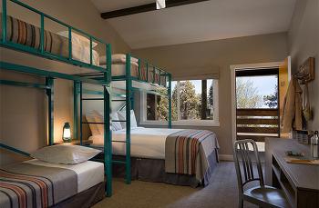 가족 여행객을 위한 호텔의 신개념 침대, 엑스트라 벙커 베드