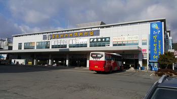 강진시외버스터미널 시간표 강진고속버스터미널 강진버스여객터미널