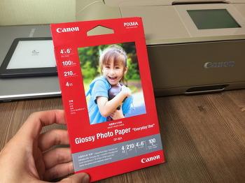 캐논 정품 포토용지 GP-601 포토광택지 사용후기 (저렴한 4X6 사진용지, 포토프린터 인화지 추천)