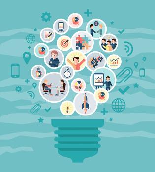 Digital Transformation시대의 핵심 역량 '협업'