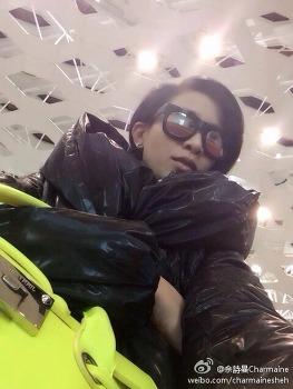 [Updated][TRANS] 140307 佘詩曼 Charmaine Sheh's Weibo Updates