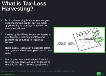 [Wealthfront] Supercharge your Investments with Tax-Loss Harvesting - 로보 어드바이저 세금 줄이기