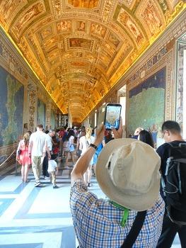 바티칸 뮤지엄 투어_부모님과 2주유럽 (열 두번째 날)