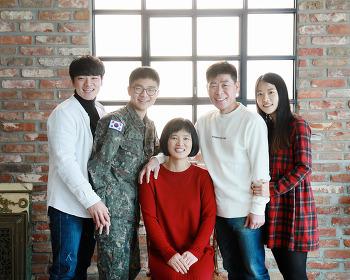 [대전 가족사진] 자연스러운 가족촬영