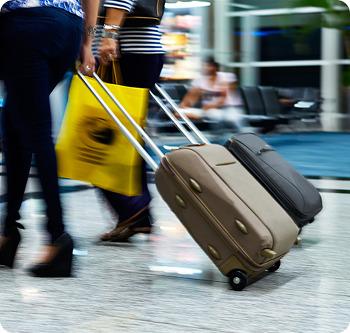 공항 면세점 쇼핑으로 해외 여행을 더..