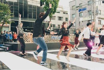 홍대 스윙댄스동호회, 춤배우기 올어바웃스윙 좋아요