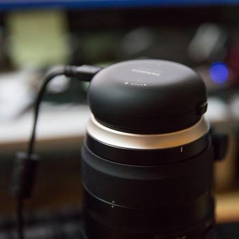 탐론 탭 인 콘솔(Tap-In Console) 사용기