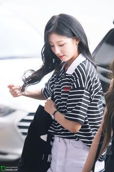 [2017.08.04] 김포공항 출국 러블리즈