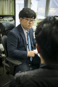 #법률테라피스트, 김영룡의 표정에서 <파산 & 회생>의 힐링 포인트를 찾다. by 포토테라피스트 백승휴