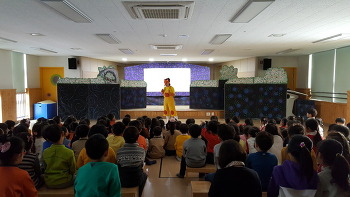 의림유치원 통합교육 거점유치원 특별공연 뮤지컬 관람