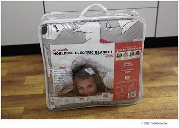글루바인 전기요, 안전한 전자파 없는 전기장판