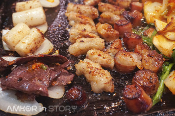 광주 양산동 맛집 <진우한우곱창> 재방문율 200%의 고소한 소곱창맛집으로 가볼까요?