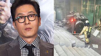 故 김주혁 교통사고 당해 향년 46세 사망.. 교통사고 현장 영상에서 느껴지는 충격