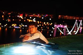 베트남 다낭 골든베이 3박 후기, 매력적인 루프탑 수영장