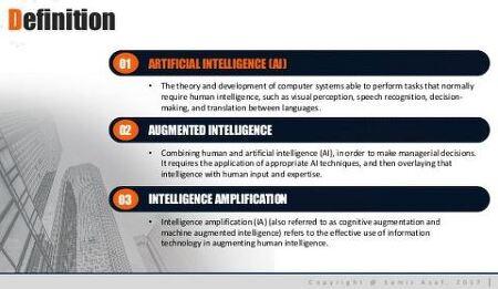 [Dr. Samir Asaf CDir FIoD] Augmented intelligence for Business