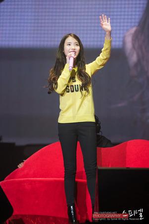 151121 아이유 단독 콘서트 챗셔 앵콜 직캠 by 스피넬