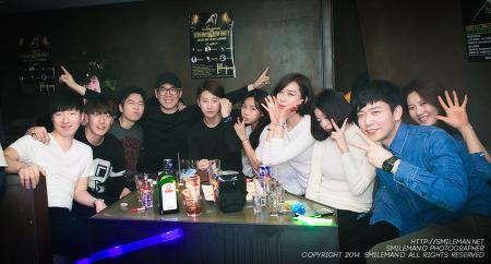 140201 홍대 N2 Lounge