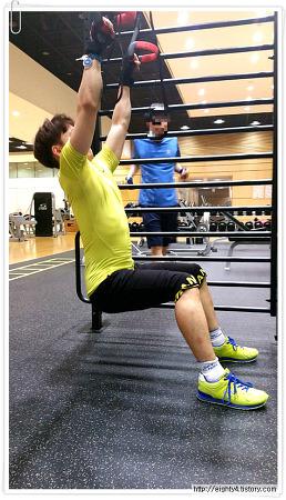 [PT 11일차] 남자의 뒤태를 위한 등근육과 여자들이 좋아하는 이두를 만들자