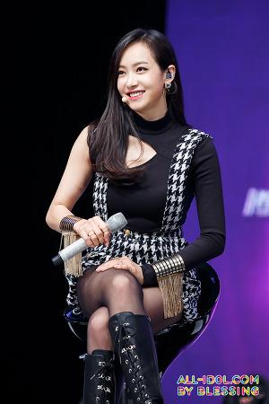 15/09/30 에프엑스 텐센트 K-pop 라이브 part.2 by 블레싱