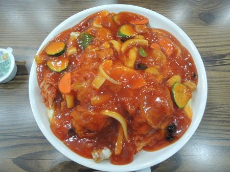 북경탕수육... 공주 특별한 먹거리 김치 피자 탕수육 맛집... '식샤를 합시다' 에 나온, 김피탕