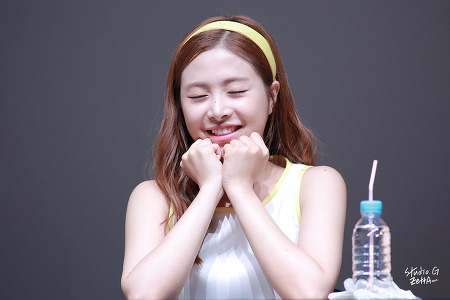 17.06.10 에이프릴 동자아트홀 팬싸인회 #1 by. Zetta
