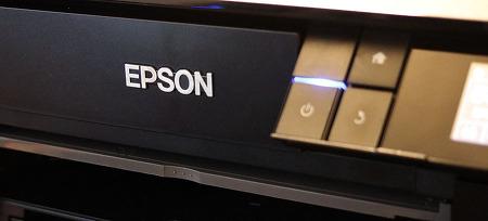 엡손 A3 대형 프린터 SureColor P600 기본 품질 확인해보기