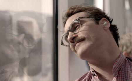 영화 '그녀 Her, 2013' 호아킨 피닉스와 인공지능 OS 스칼렛 요한슨의 사랑