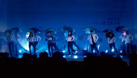 춤, 노래, 연기! 52기 신입사원들의 재능 대방출