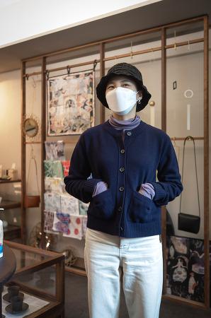 조이진스튜디오 울포켓 숏가디건 JoyzinStudio Wool Pocket Cardigan