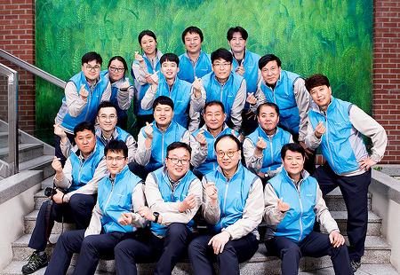 [세상을 행복하게 만드는 사람들] 삼양사 아산공장 봉사 동호회 '큐사모'