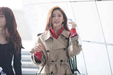 180323 서울패션위크 - Charms 헬로비너스 유영 직찍