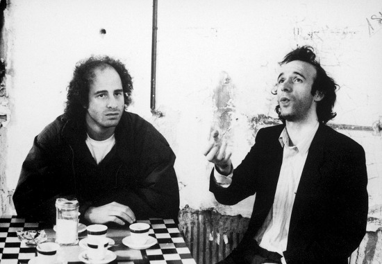<커피와 담배>, 그리고 음악.