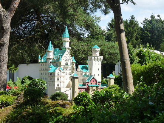 유럽 자동차 여행 D-103[금] (3) 레고(Lego)의 도시 덴마크 빌룬트의 레고랜드(Legoland)를 가다.(3)