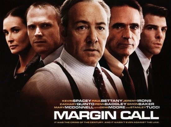Margin Call(마진 콜), 2011