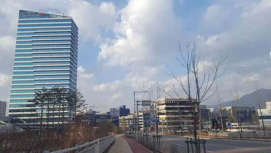건강한 대한민국으로 향하는 길 국내 유일 도로명 '건강로'