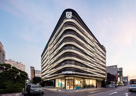 [ JOHO Architecture ] Platform L Contemporary Art Center