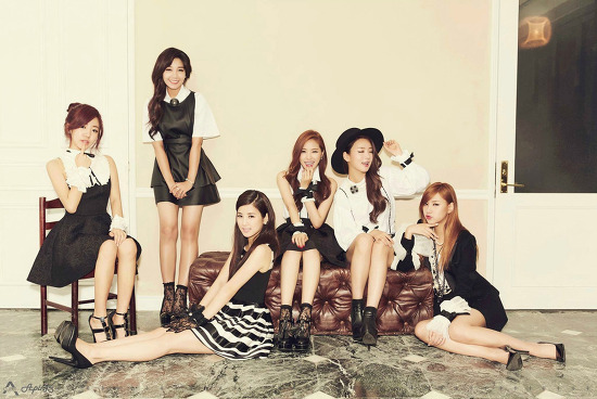 APink (エーピンク)「Pink Luv」画像 (2) 7枚