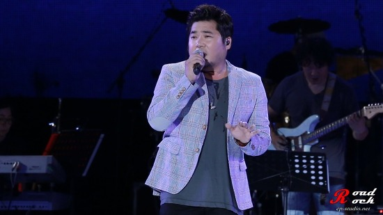 [16.08.06]대구포크페스티벌 김조한 사랑에 빠지고 싶다 직캠 by RoadRock
