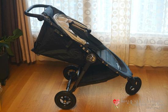 베이비조거 시티미니 GT 싱글 유모차 구매기 Baby Jogger City Mini GT