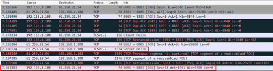 "[PolarSSL+FreeRTOS]""bad message length"" & ""malloc failed"" Error 해결 방법"