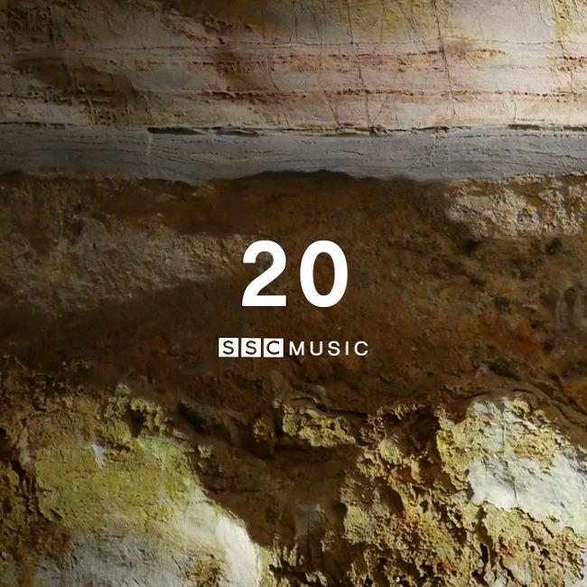 SSC MUSIC : 20TH TRACKLIST