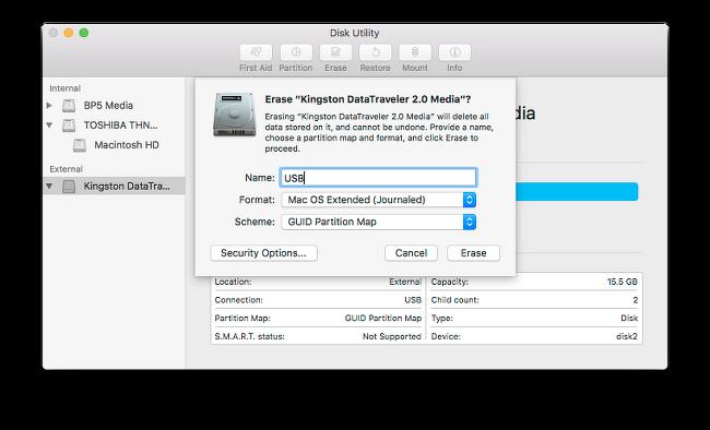 ThinkPad X220 macOS High Sierra 10.13 Installation Guide