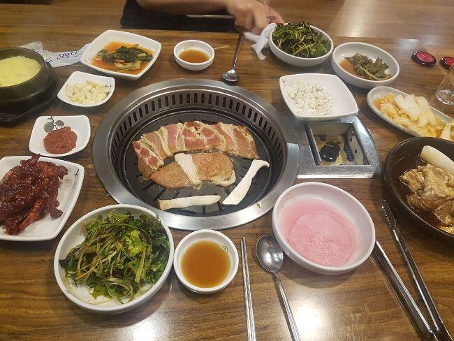 진영 시민갈비