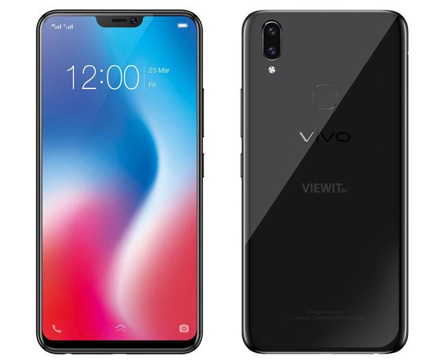 [스마트폰] 비보 V9