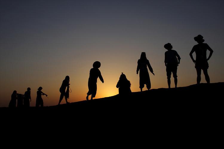 Jaisalmer_sunset