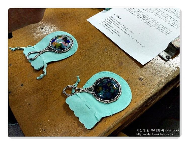[딴북]세공 5. 칠보 체험