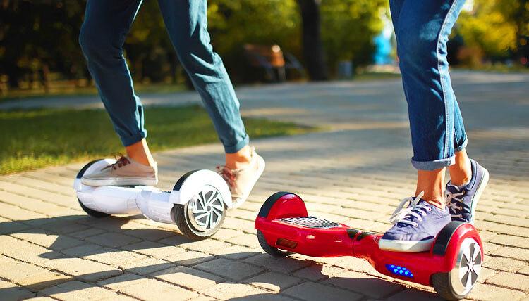 자전거, 보드, 스마트 모빌리티까지! 탈 것의 진화